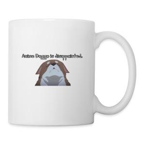 Disappointed Anime Doggo - Coffee/Tea Mug