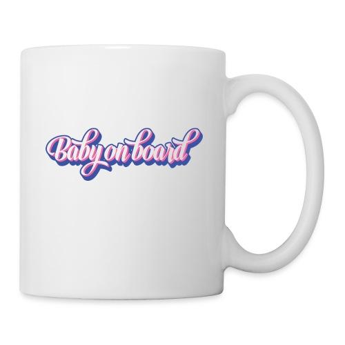Baby On Board - Coffee/Tea Mug