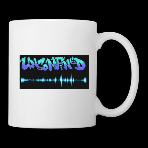 unconfined design1 - Coffee/Tea Mug
