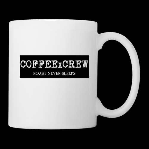 Roast Never Sleeps (Invert) - Coffee/Tea Mug
