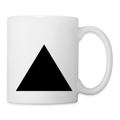 SIIKALINE TRIANGLE UP - Coffee/Tea Mug