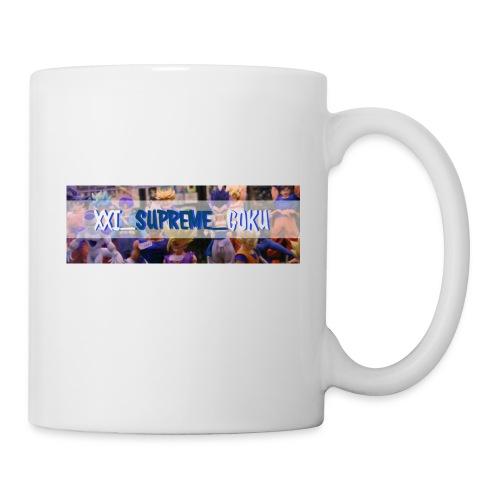 XXI SUPREME GOKU LOGO 2 - Coffee/Tea Mug