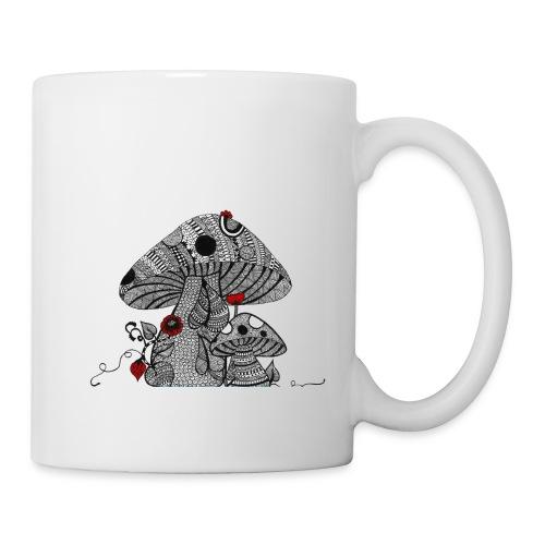 Magic Mushroom - Coffee/Tea Mug