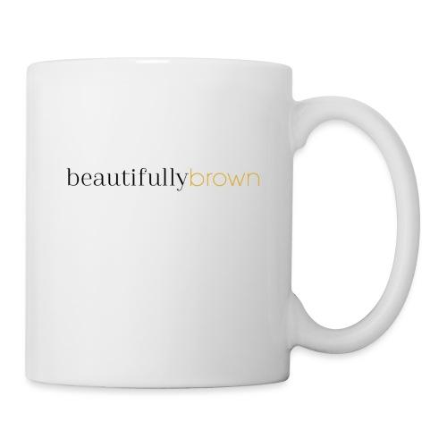 beautifullybrown - Coffee/Tea Mug