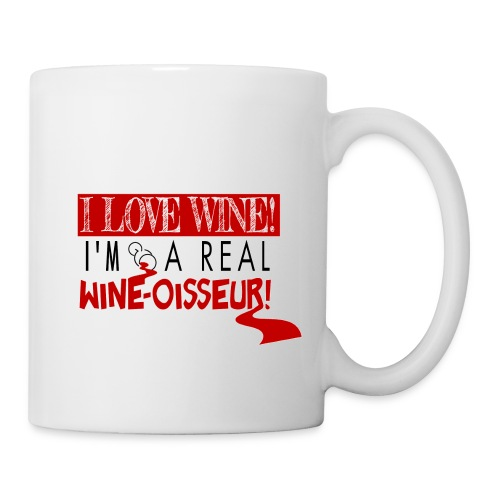 Wine-osseur Shirt - Coffee/Tea Mug