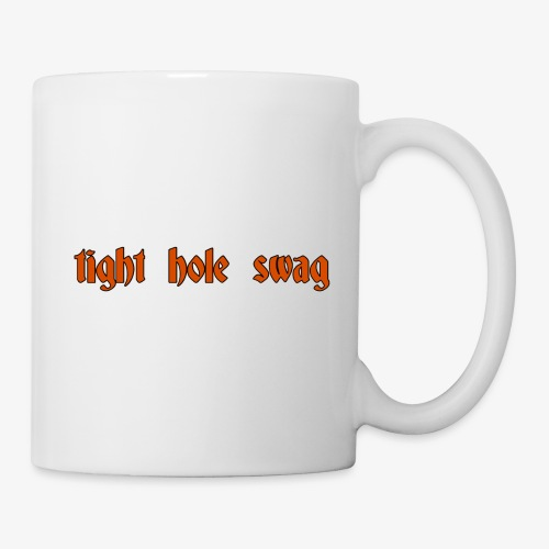 tight hole swag - Coffee/Tea Mug