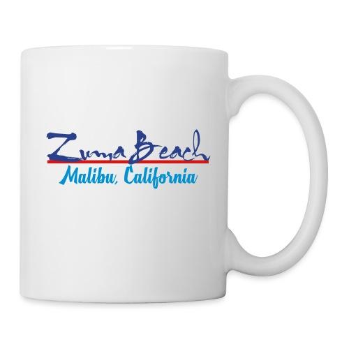 Zuma Beach - Malibu, California - Coffee/Tea Mug