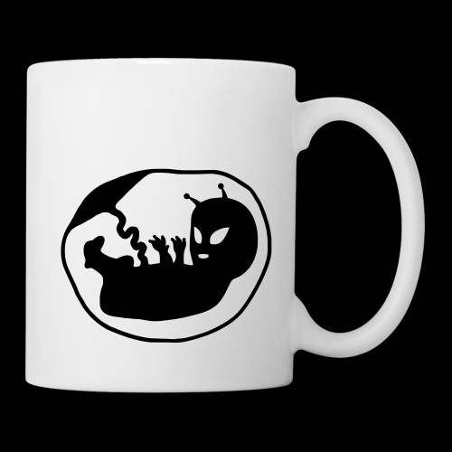 Alien Fetus by bmx3r - Coffee/Tea Mug