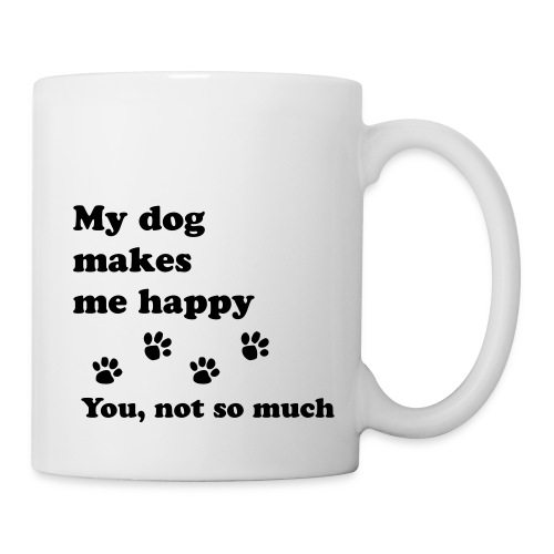 love dog 2 - Coffee/Tea Mug