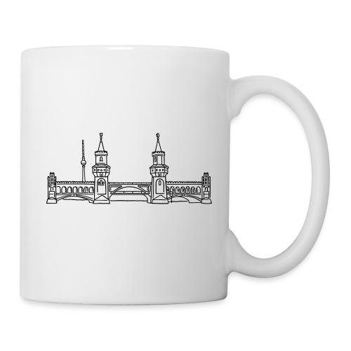 Oberbaum Bridge in Berlin - Coffee/Tea Mug