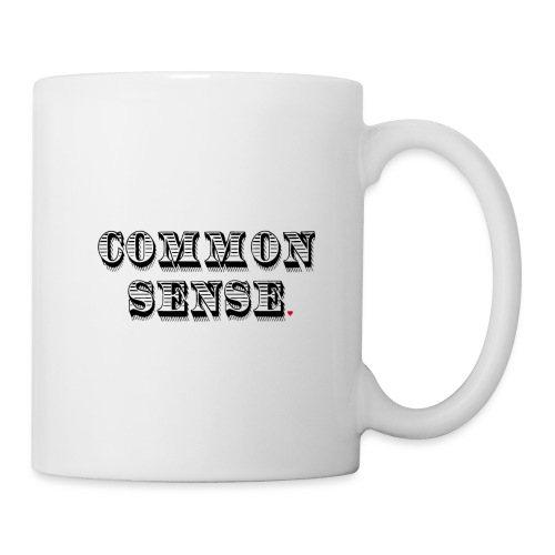 Common Sense Life Hack - Coffee/Tea Mug