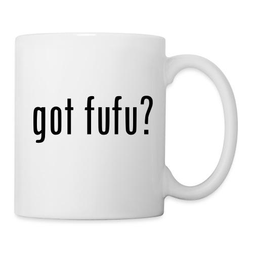 gotfufu-black - Coffee/Tea Mug
