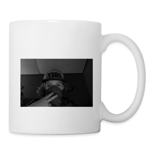 phone case sj caidon logo - Coffee/Tea Mug