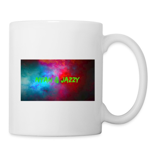 NYAH AND JAZZY - Coffee/Tea Mug