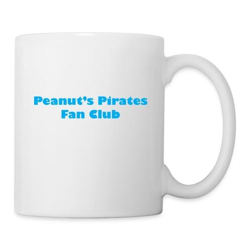 Peanut's Pirates Fan Club - Coffee/Tea Mug