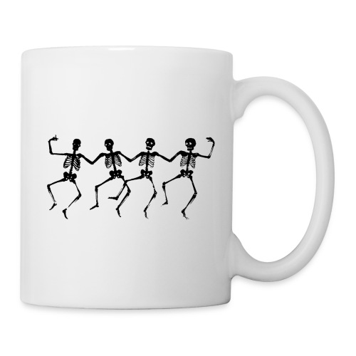 Dancing Skeletons - Coffee/Tea Mug