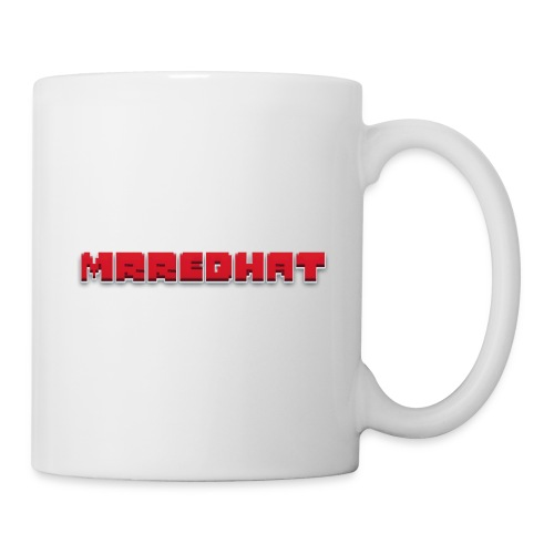 MrRedHat Plain Logo - Coffee/Tea Mug