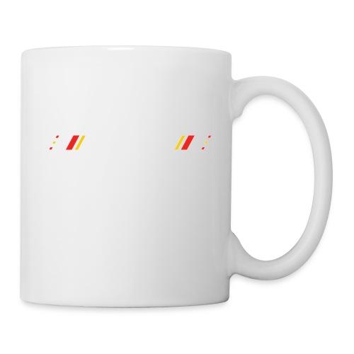 MCCREW back logo - Coffee/Tea Mug