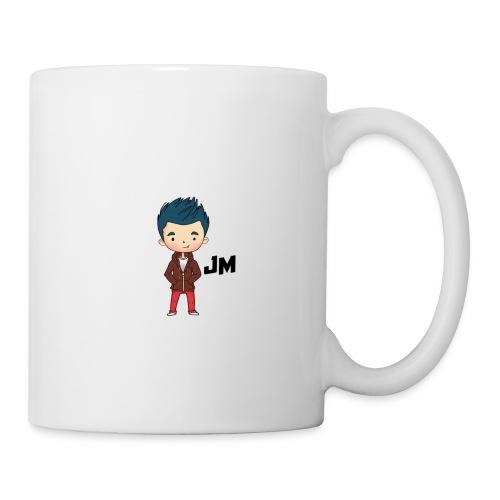 JM - Coffee/Tea Mug