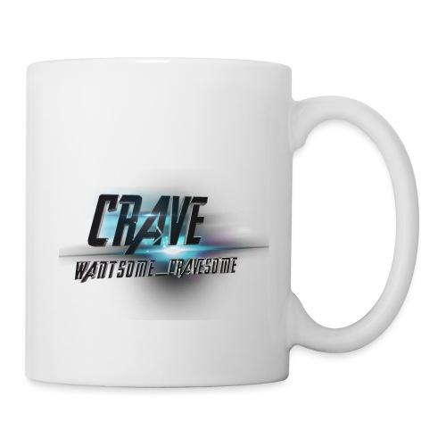 NEW_LOGO_CRAVE - Coffee/Tea Mug