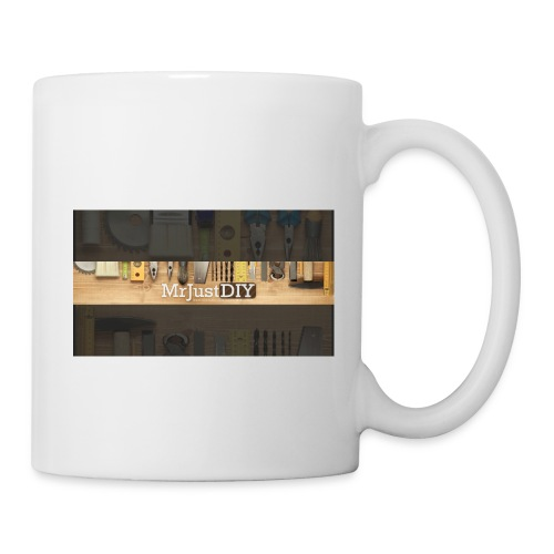 MrJustDIY - Coffee/Tea Mug