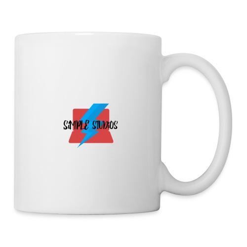 Simple Studios Prototype T-Shirt (White) - Coffee/Tea Mug