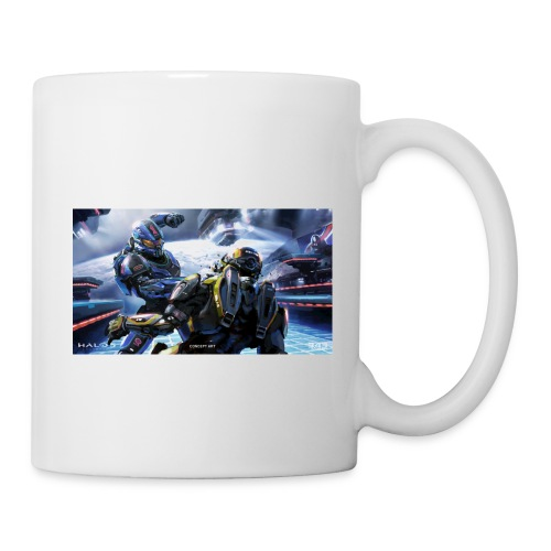 halo - Coffee/Tea Mug