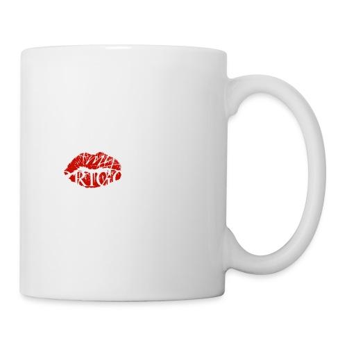 Amy Briggs Kiss 4 - Coffee/Tea Mug
