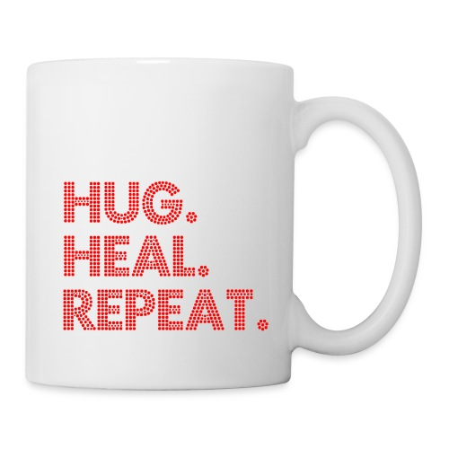 Boujie_Hug_Tee - Coffee/Tea Mug