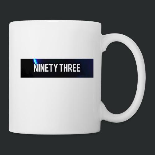 Ninety Three Official (1st Cop) - Coffee/Tea Mug