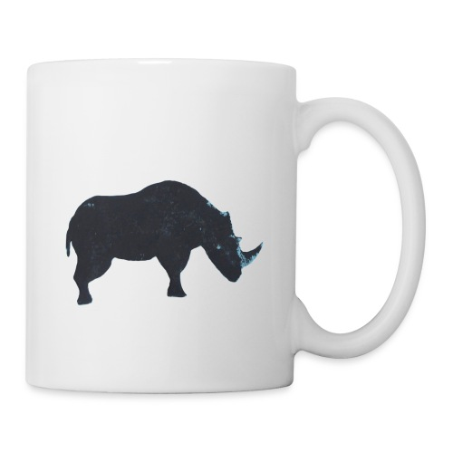 Rhino print - Coffee/Tea Mug