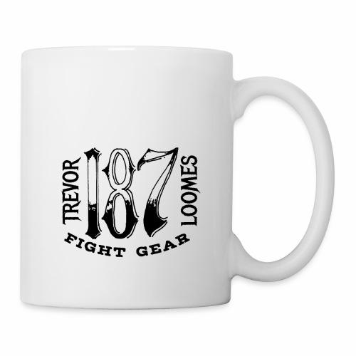 Trevor Loomes 187 Fight Gear Street Wear Logo - Coffee/Tea Mug
