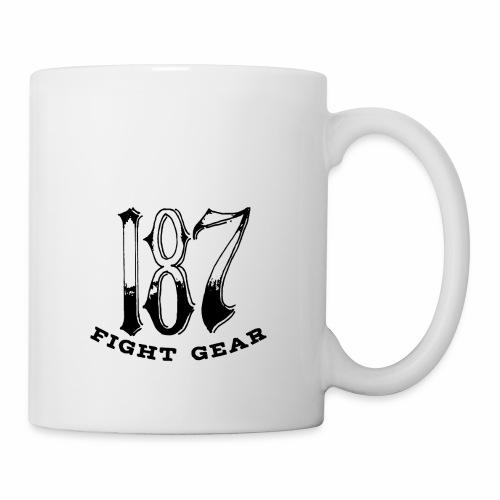 Trevor Loomes 187 Fight Gear Logo Best Sellers - Coffee/Tea Mug