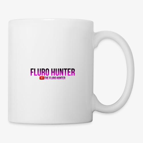 The Fluro Hunter Black And Purple Gradient - Coffee/Tea Mug