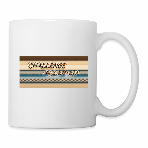 challenge accepted - Coffee/Tea Mug
