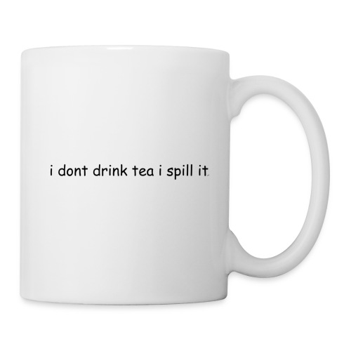 i spill it2 - Coffee/Tea Mug