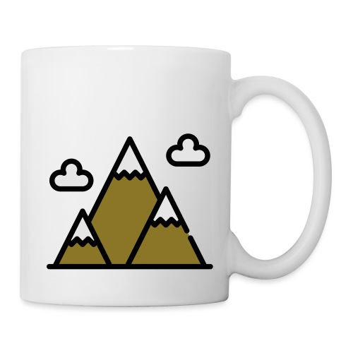 The Mountains - Coffee/Tea Mug