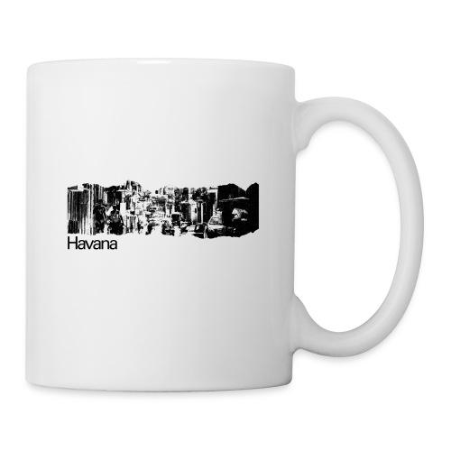 Havana Cuba T-Shirt - Coffee/Tea Mug