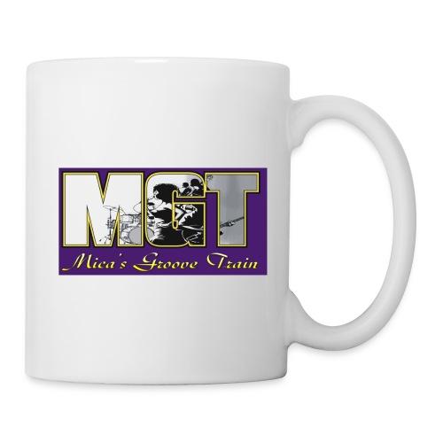Mica's Groove Train Logo - Coffee/Tea Mug