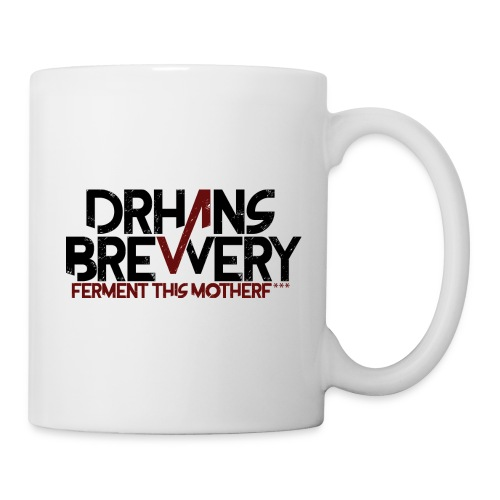 DrHans Brewery Logo - Coffee/Tea Mug