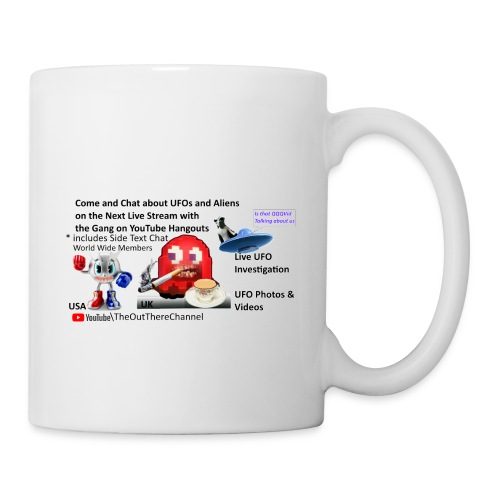OT Live Stream Tshirt - Coffee/Tea Mug