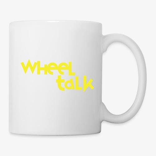 Wheeltalk Podcast - Coffee/Tea Mug