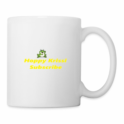 first merch - Coffee/Tea Mug