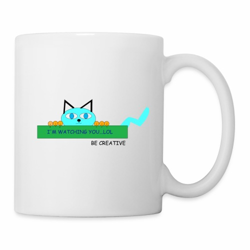 CREATIVE CAT - Coffee/Tea Mug