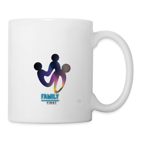 family first - Coffee/Tea Mug