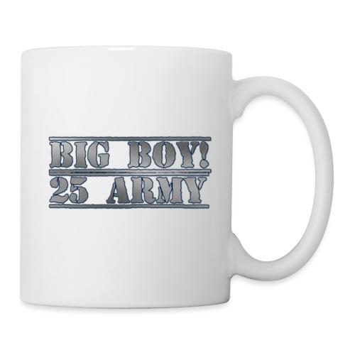 Big Boy Army Design - Coffee/Tea Mug