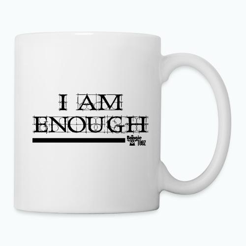 ENOUGH - Coffee/Tea Mug