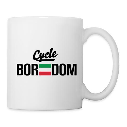 Italian E-Flag - Coffee/Tea Mug