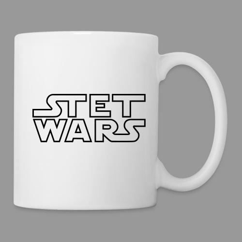 Stet Wars - Coffee/Tea Mug