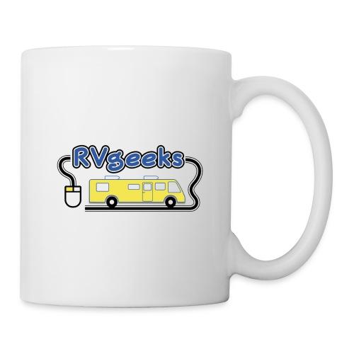 RVgeeks Logo - Coffee/Tea Mug